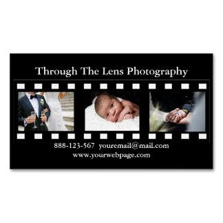 Fotógrafo das fotos dos quadros de filme da