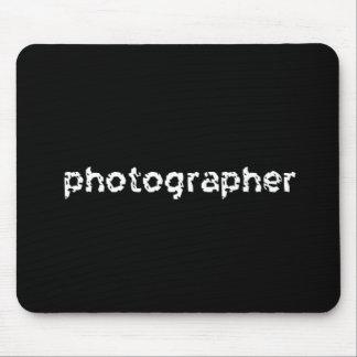 Fotógrafo Mouse Pad