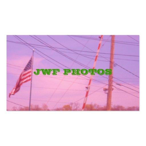 FOTOS DE JWF MODELOS CARTÃO DE VISITA