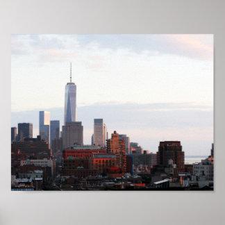 fotos New York cit Poster