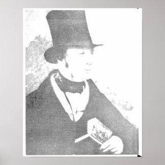 Fox Talbot 1844 de William Henry Pôsteres