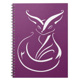 Foxy Cadernos Espirais