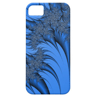 Fractal azul capas iPhone 5 Case-Mate