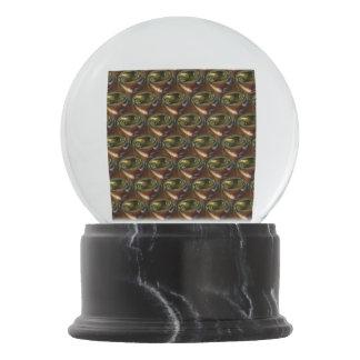 Fractal do abstrato do vidro de Brown