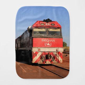 Fralda De Boca A locomotiva do trem de Ghan, Darwin