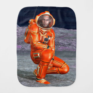 Fralda De Boca Astronauta