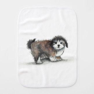 Fralda De Boca Cão de filhote de cachorro de Shihtzu, animal de