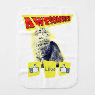 Fralda De Boca gato do awesomeness