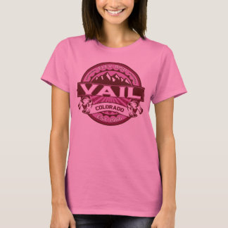 Framboesa de Vail T-shirts