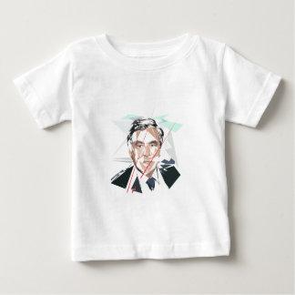 François Fillon antes pénéloppe estraga Camiseta Para Bebê