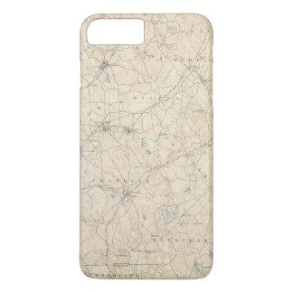 Franklin, Massachusetts Capa iPhone 7 Plus