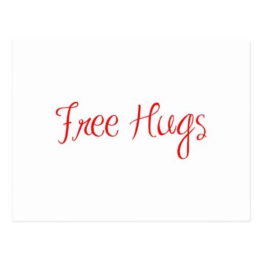 free-hugs-sexy-red.png cartões postais