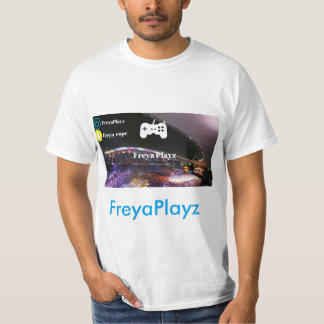 FreyaPlayz Youtube Camisetas