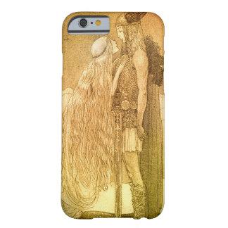 Freyja e Svipdag por John Bauer 1911 Capa Barely There Para iPhone 6