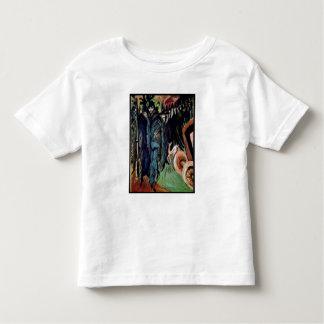 Friedrichstrasse, 1914 camiseta infantil