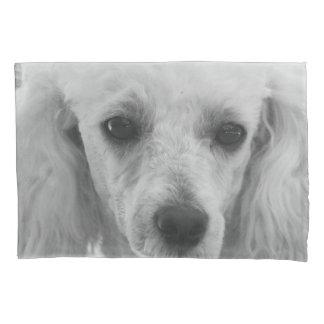 Fronha de almofada do cão de filhote de cachorro