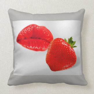 Fruto Kiss Morango Almofada
