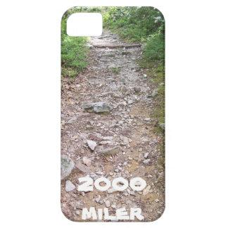 Fuga 2000 apalaches do Miler Capa Barely There Para iPhone 5