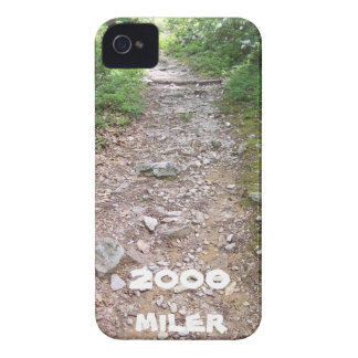 Fuga 2000 apalaches do Miler Capa Para iPhone 4 Case-Mate