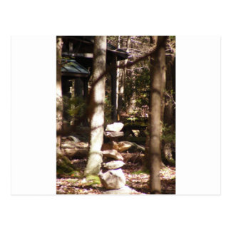 fuga apalaches Pensilvânia do monte de pedras Cartão Postal