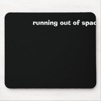 funcionamento fora do espaço mouse pad