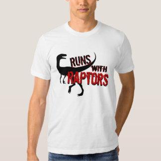 FUNCIONAMENTOS com RAPTORES T-shirt