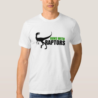 FUNCIONAMENTOS com RAPTORES Tshirt