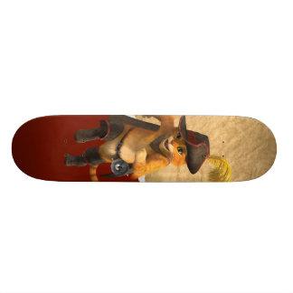 Funcionamentos do Puss do CG Shape De Skate 20,6cm