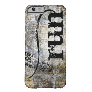 Funcione o Grunge de w/Shoe pela jóia & pelo Capa Barely There Para iPhone 6