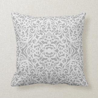 Fundo abstrato floral do travesseiro