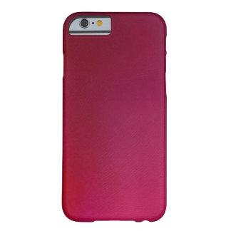 Fundo cor-de-rosa capa barely there para iPhone 6