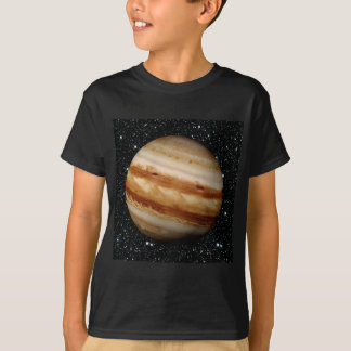 Fundo da estrela de JUPITER v.4 do PLANETA Camisetas
