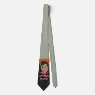 Fundo engraçado do cinza do laço do pescoço da gravata
