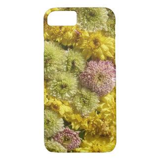 Fundo floral capa iPhone 7