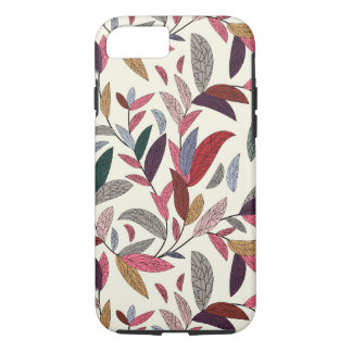 Fundo floral capa iPhone 8/7