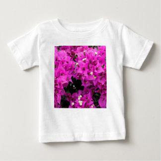 Fundo fúcsia roxo do Bougainvillea T-shirt