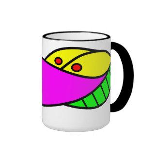 Funny Cup at zazzle. Jango at zazzle.com. Caneca Com Contorno