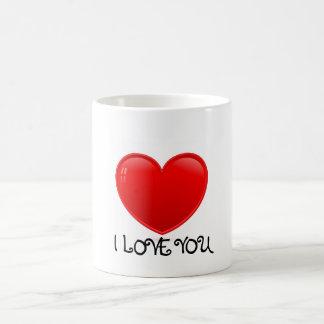 funny love caneca de café