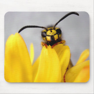 Funny Wasp Mausepads Mouse Pad