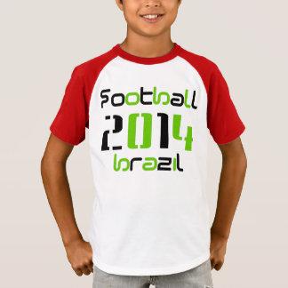 Futebol 2014 camisetas