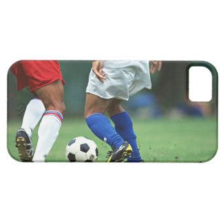 Futebol 3 capa barely there para iPhone 5