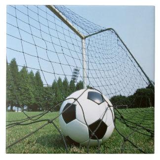 Futebol Azulejo Quadrado Grande