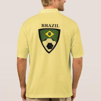 Futebol de Brasil Camisetas