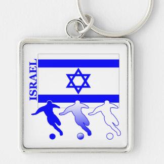 Futebol Israel Chaveiros