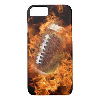 Futebol no fogo capa iPhone 8/7