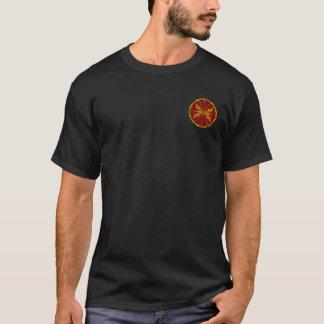 Gaius Mário/camisa romana do selo da legião Camiseta