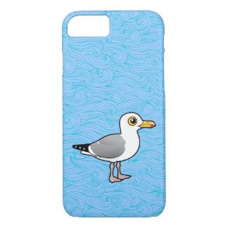 Gaivota de arenques de Birdorable Capa iPhone 8/7