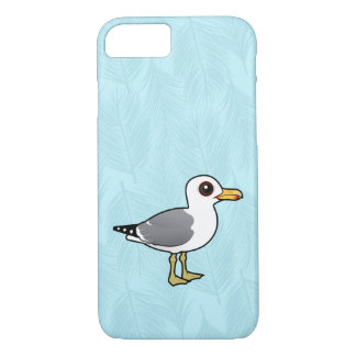 Gaivota de Birdorable Califórnia Capa iPhone 8/7