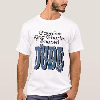 GAJO descuidado do Spaniel de rei Charles T-shirts