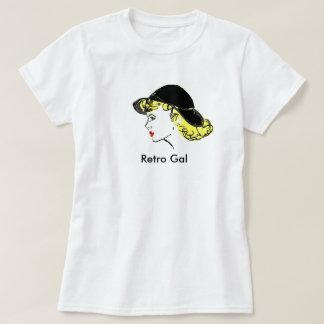 Galão retro (2X-Large) Camisetas